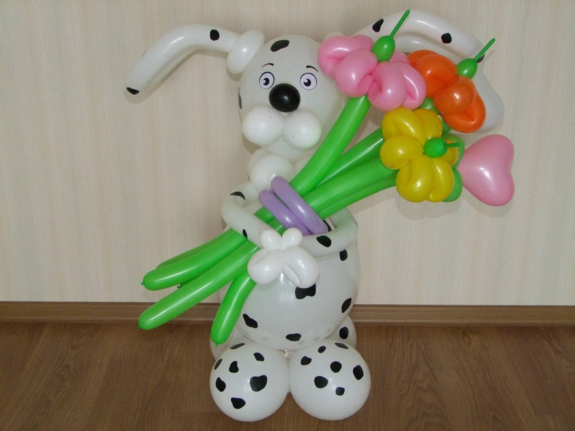 Как моделировать животных из воздушных шариков 81